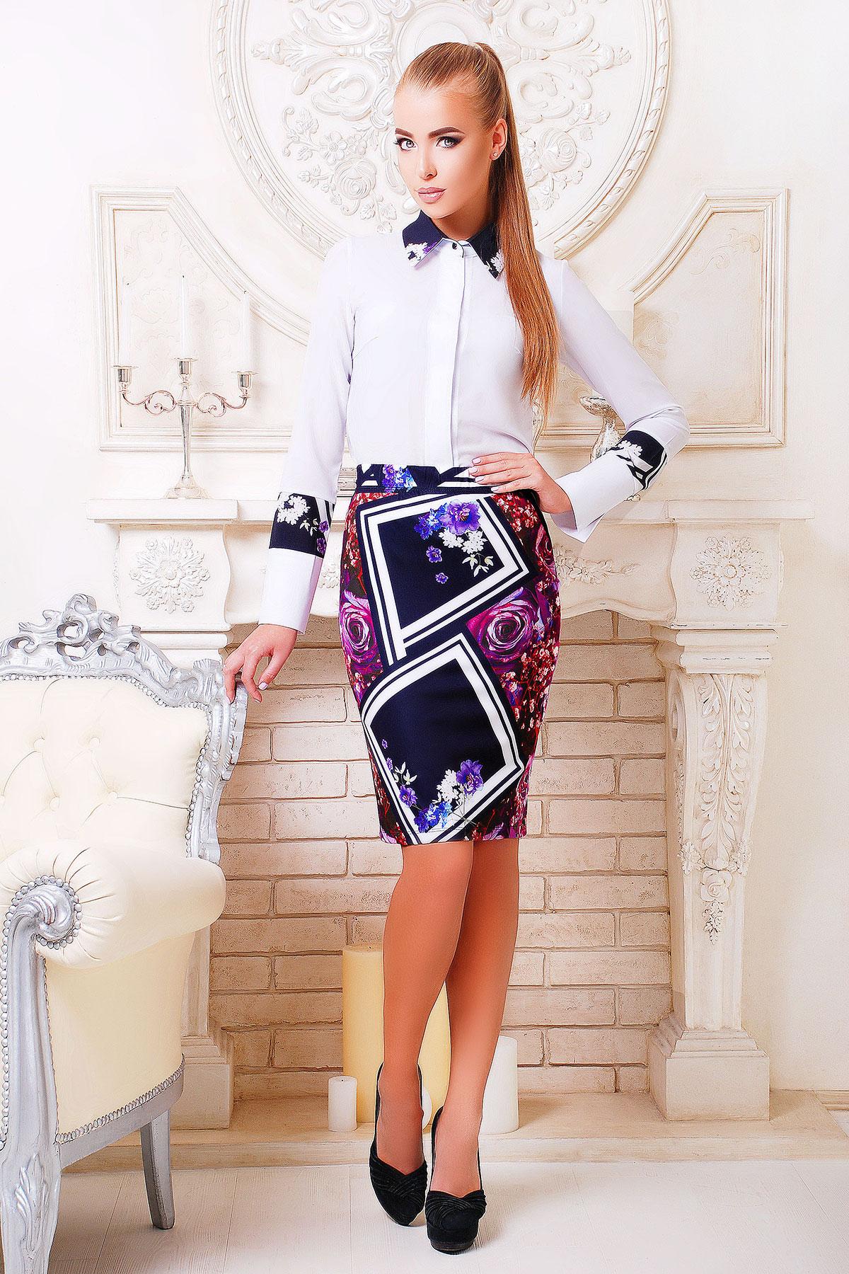 Блузку платье из шифона купить