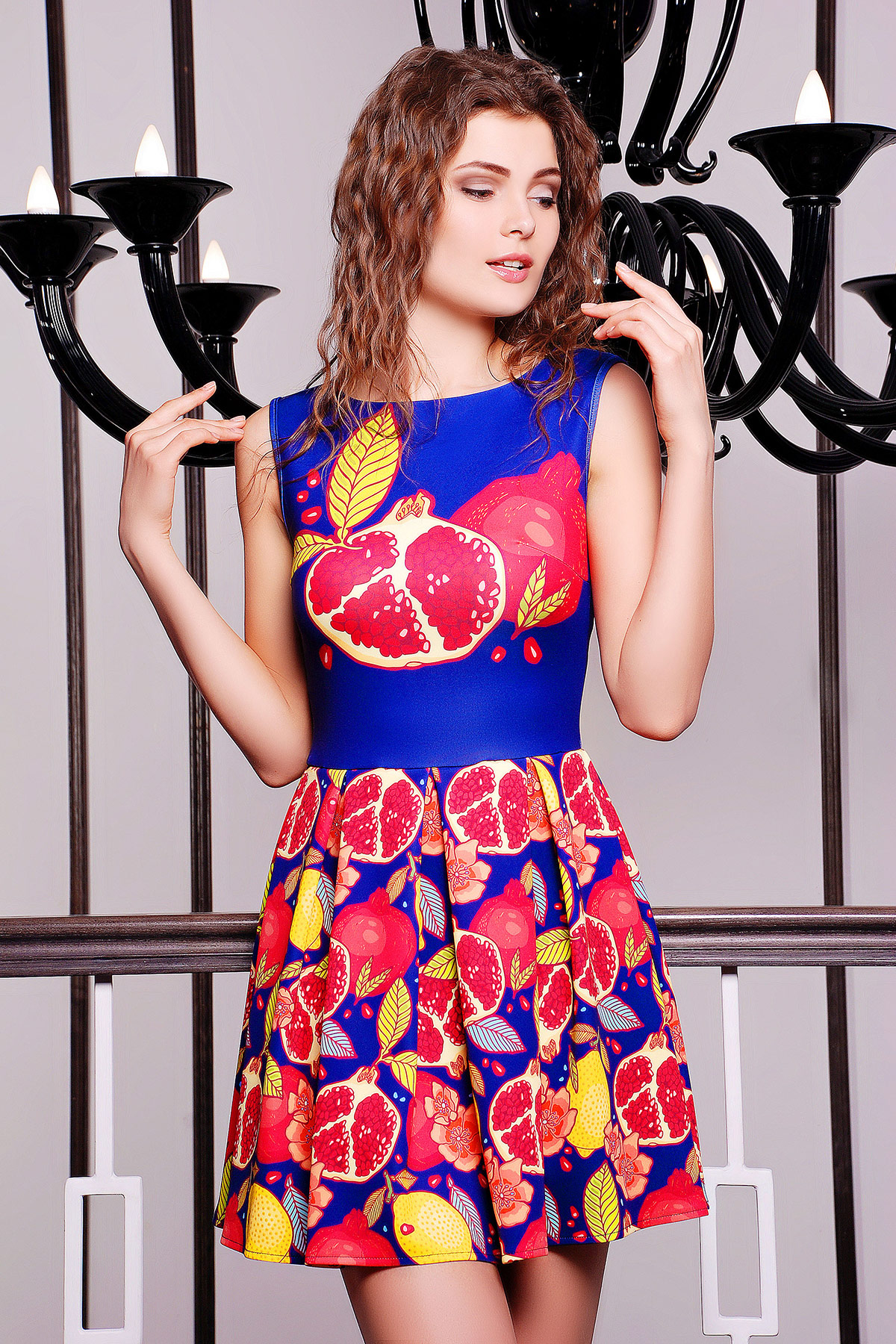 Гранат платье Мия-1 б/р