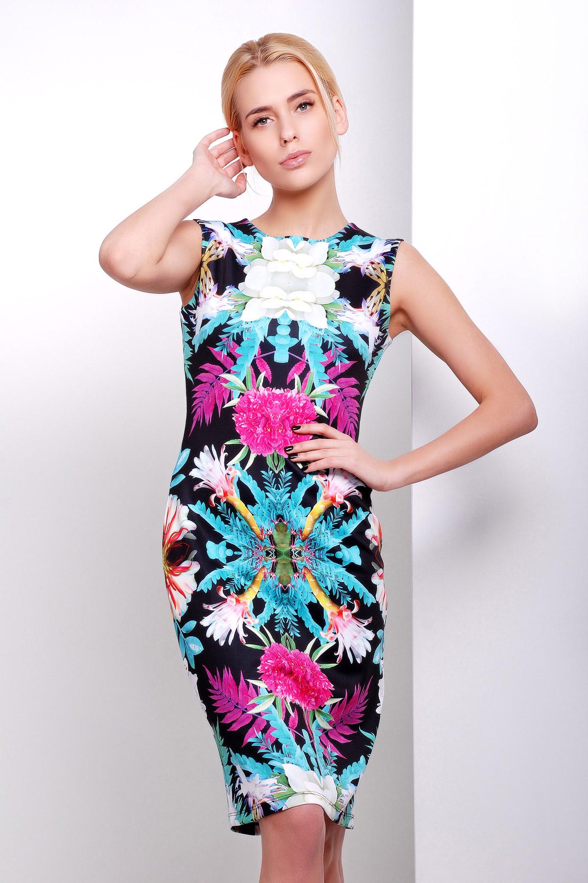 Тропики платье Калея-1 б/р