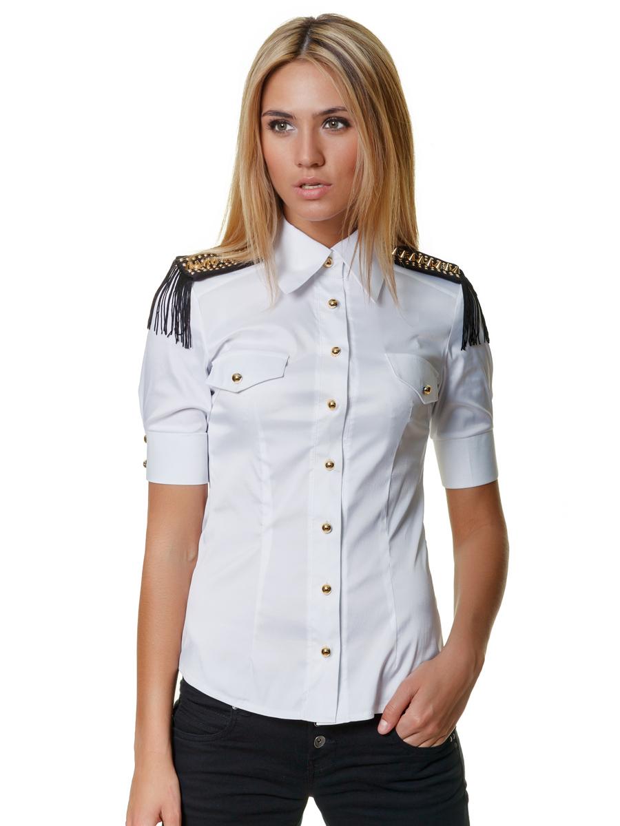 Блузка с шипами доставка