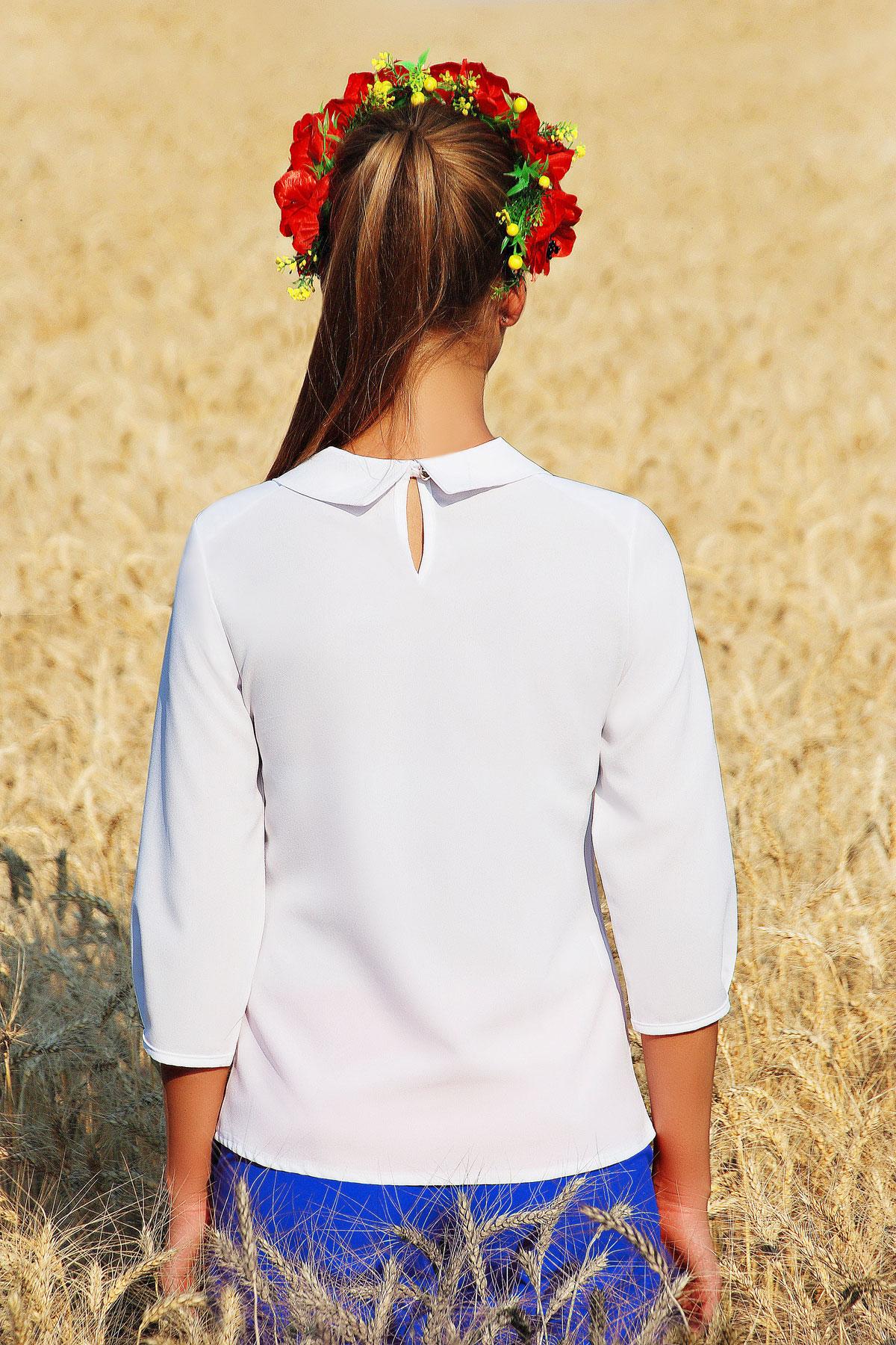 Вышиванка блуза Тамила2 д/р
