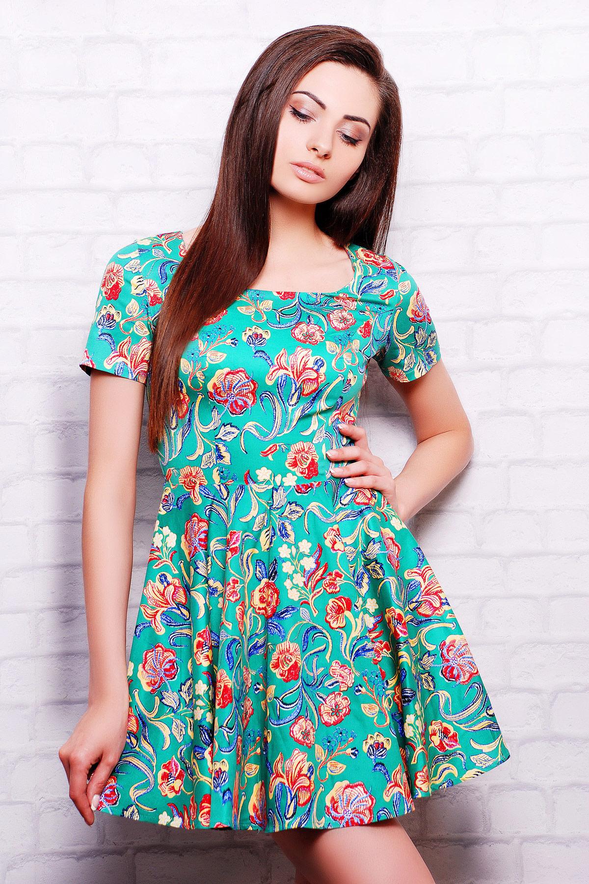 платье Милава2 к/р