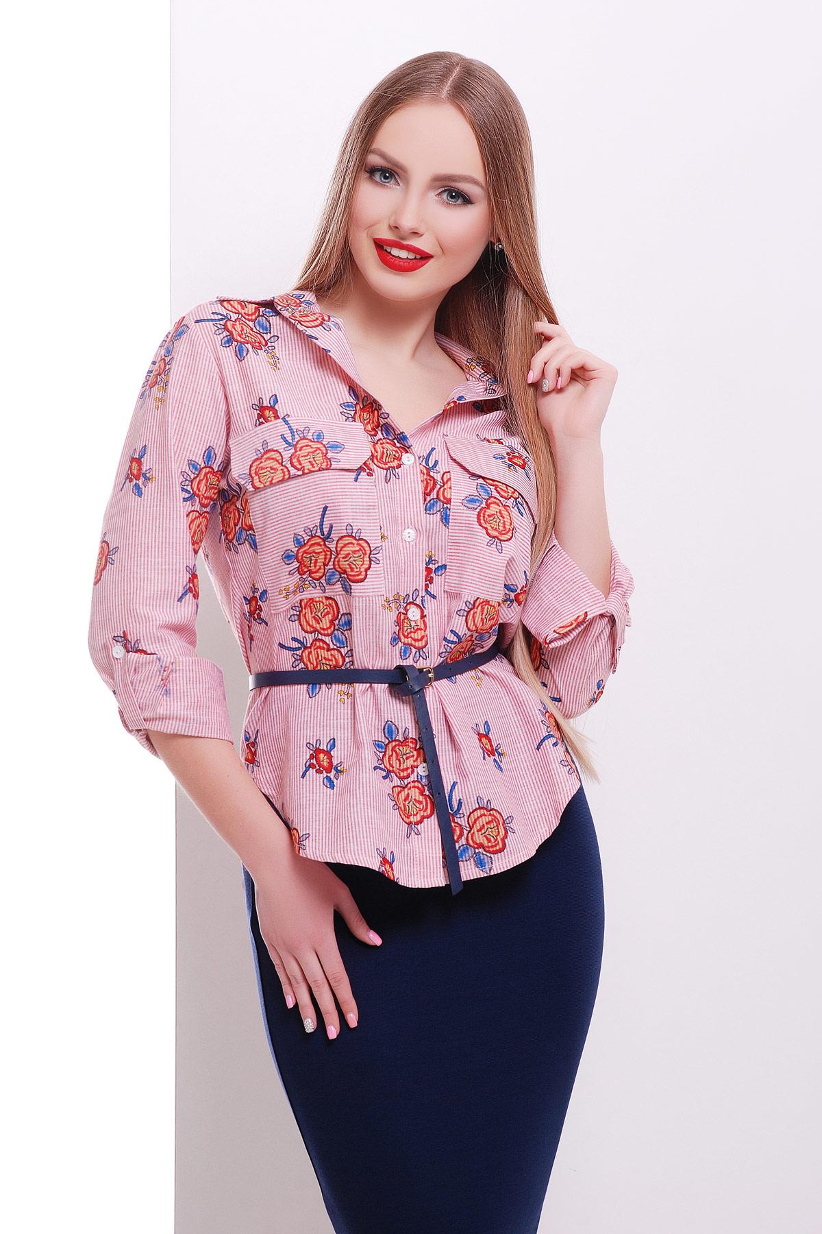 блуза Розара д/р