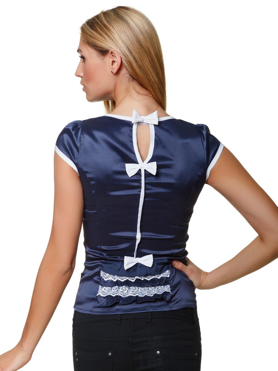 Купить мятную блузку