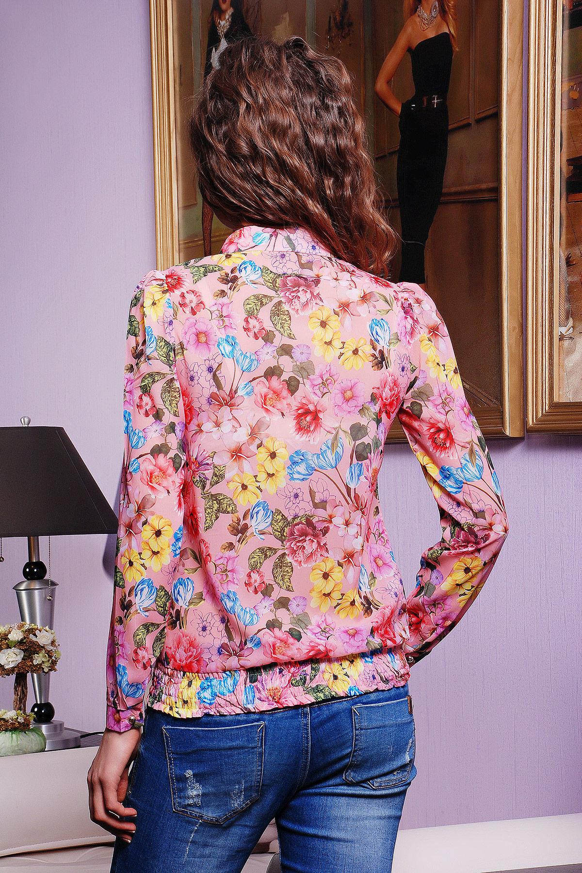Купить блузку шифоновую
