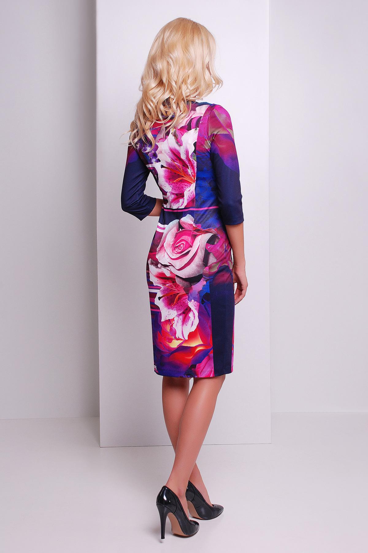 Неон платье Лоя-1Ф д/р
