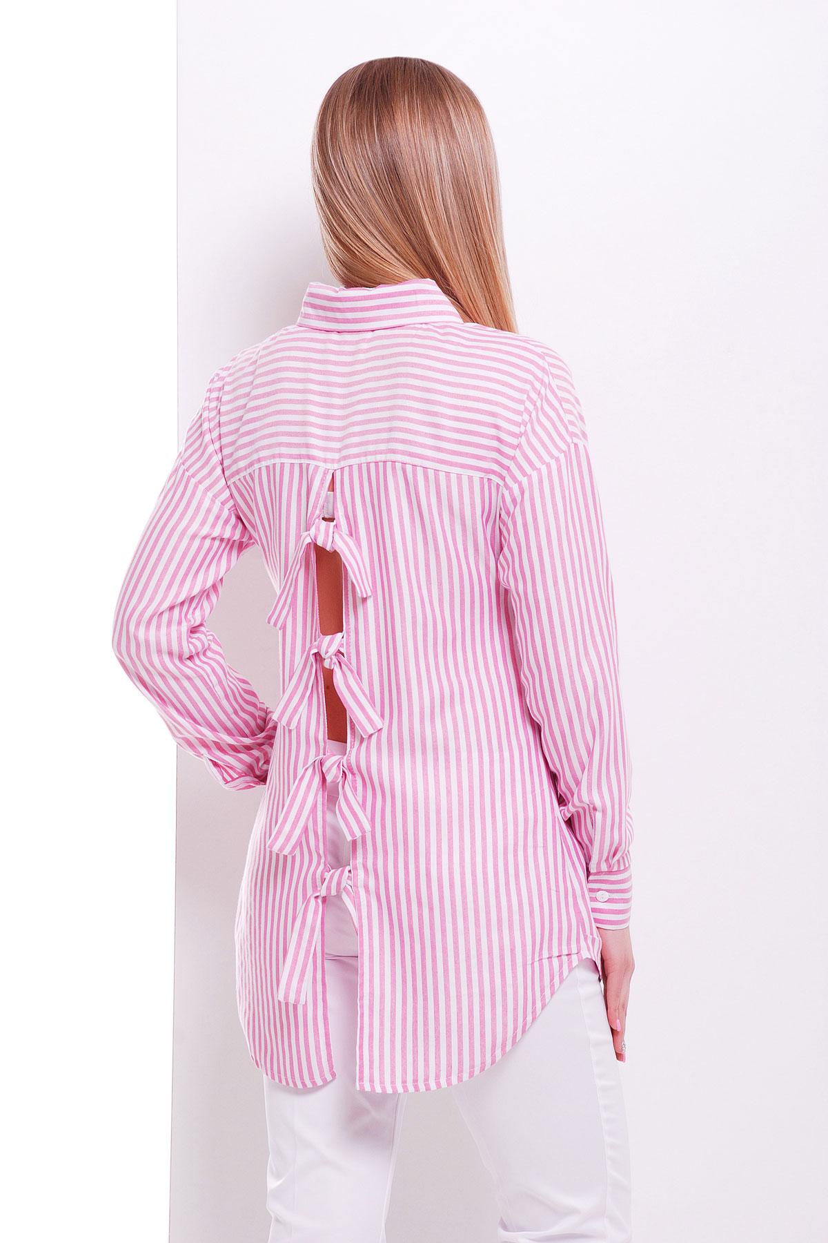 Розовая Блузка Купить