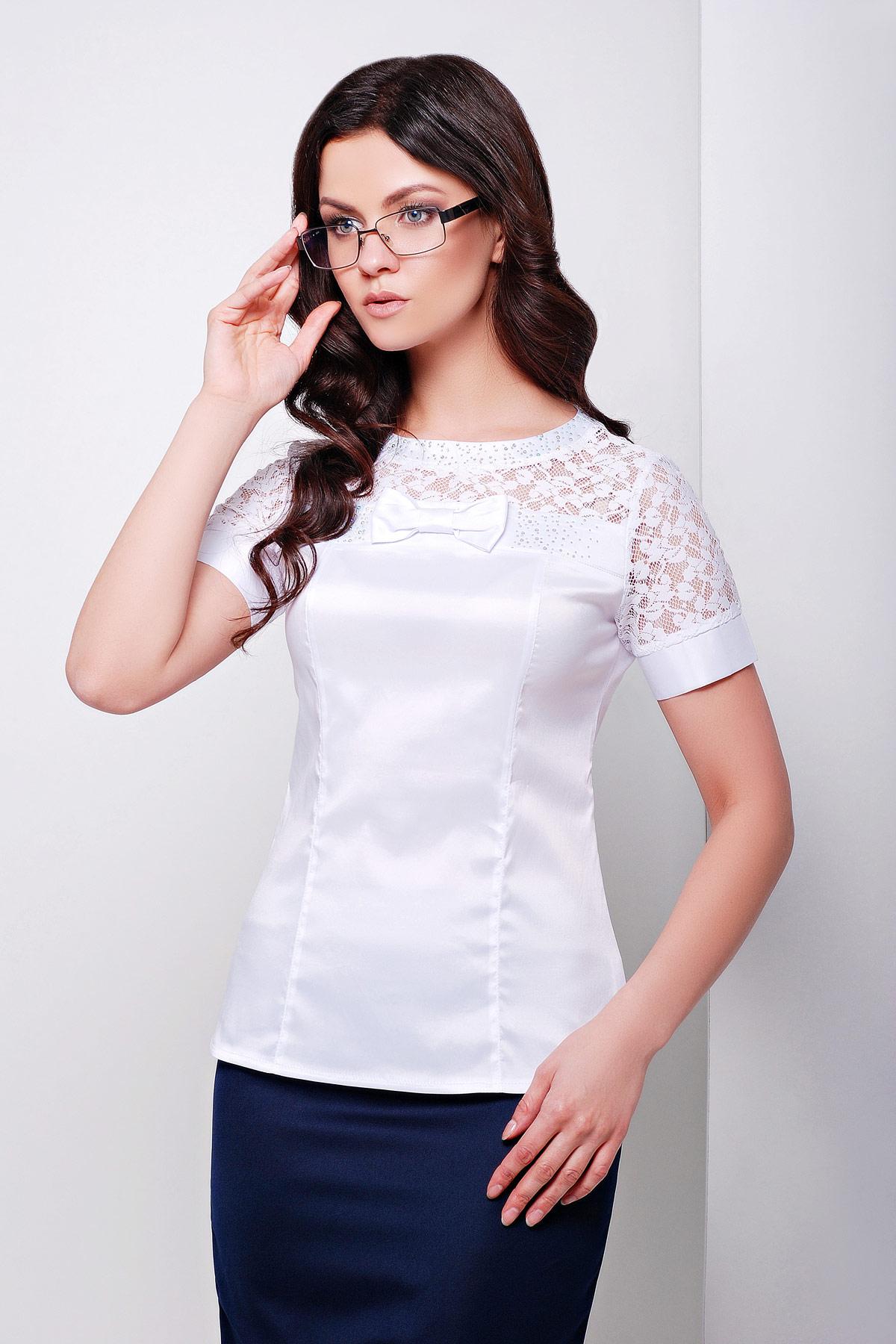 блуза Илона к/р