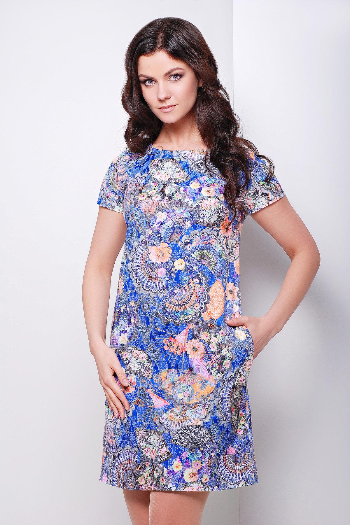 платье Миранда к/р
