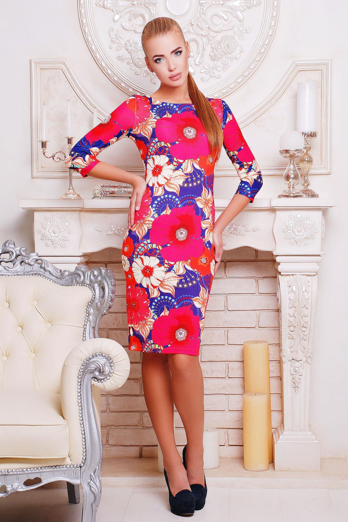 Модерн платье Лоя-1 д/р
