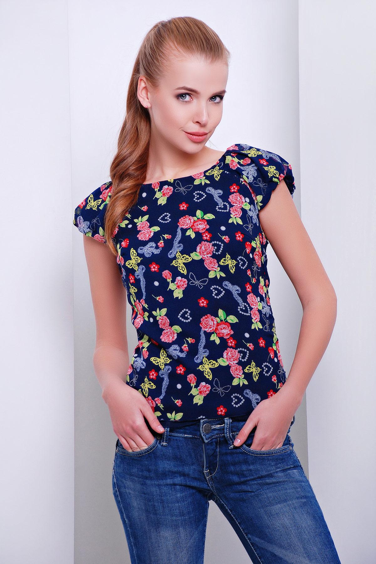 блуза Жулли б/р