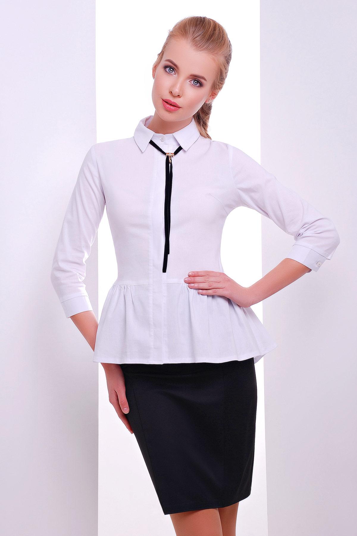 блуза Доминика2 д/р