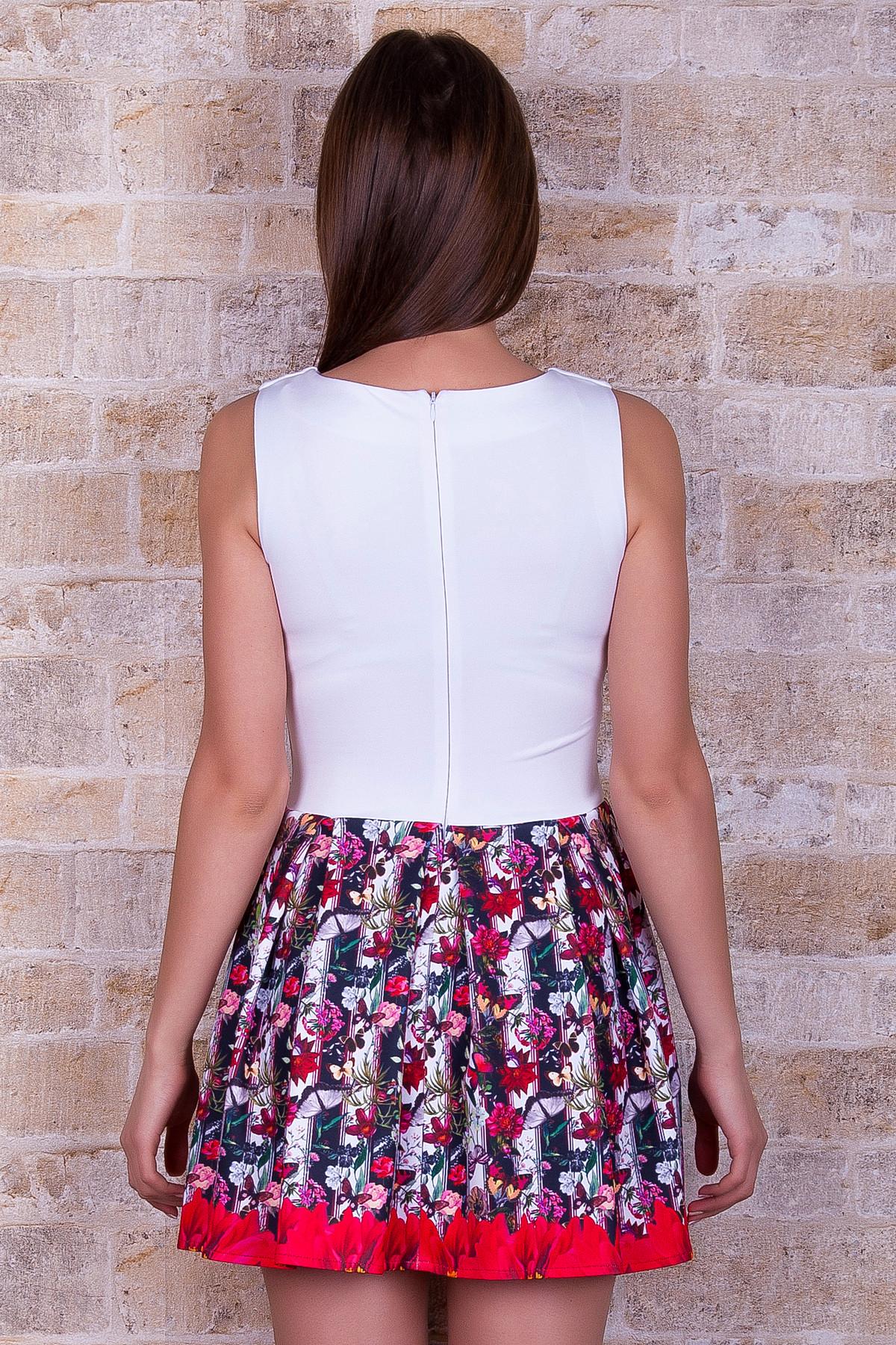 Бабочки платье Мия-2 б/р