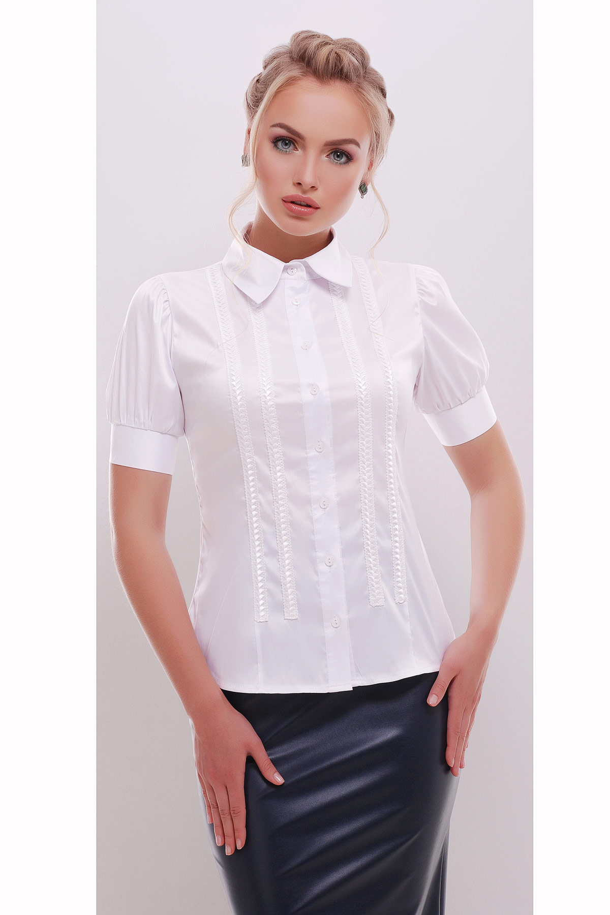 блуза Катрина к/р