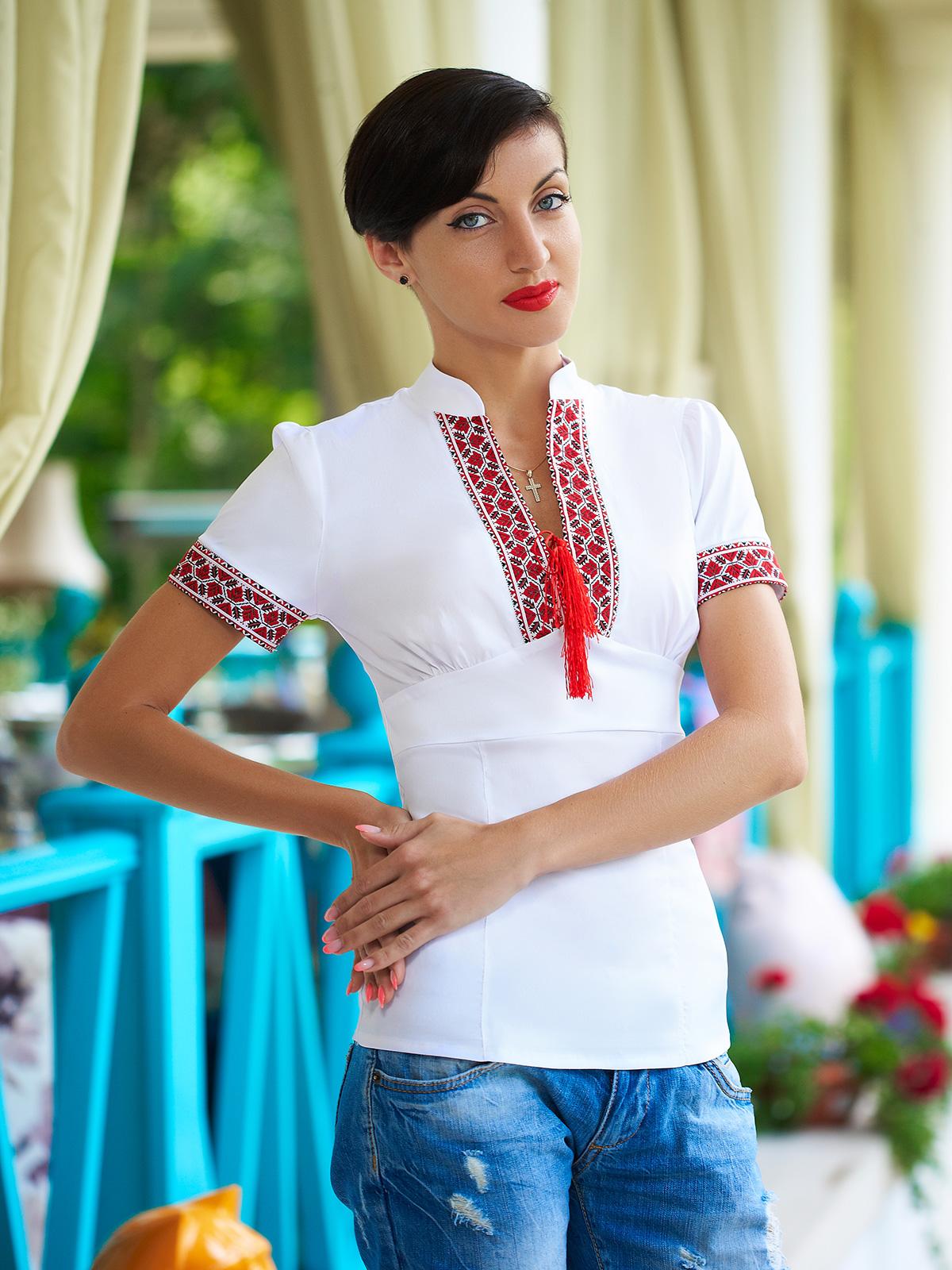Украинская Блузка