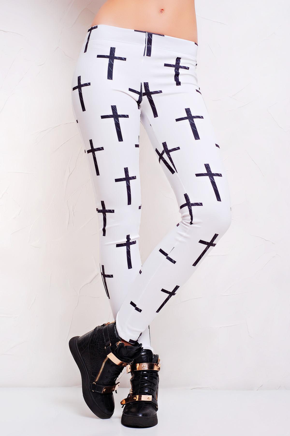 Крест черный лосины РП