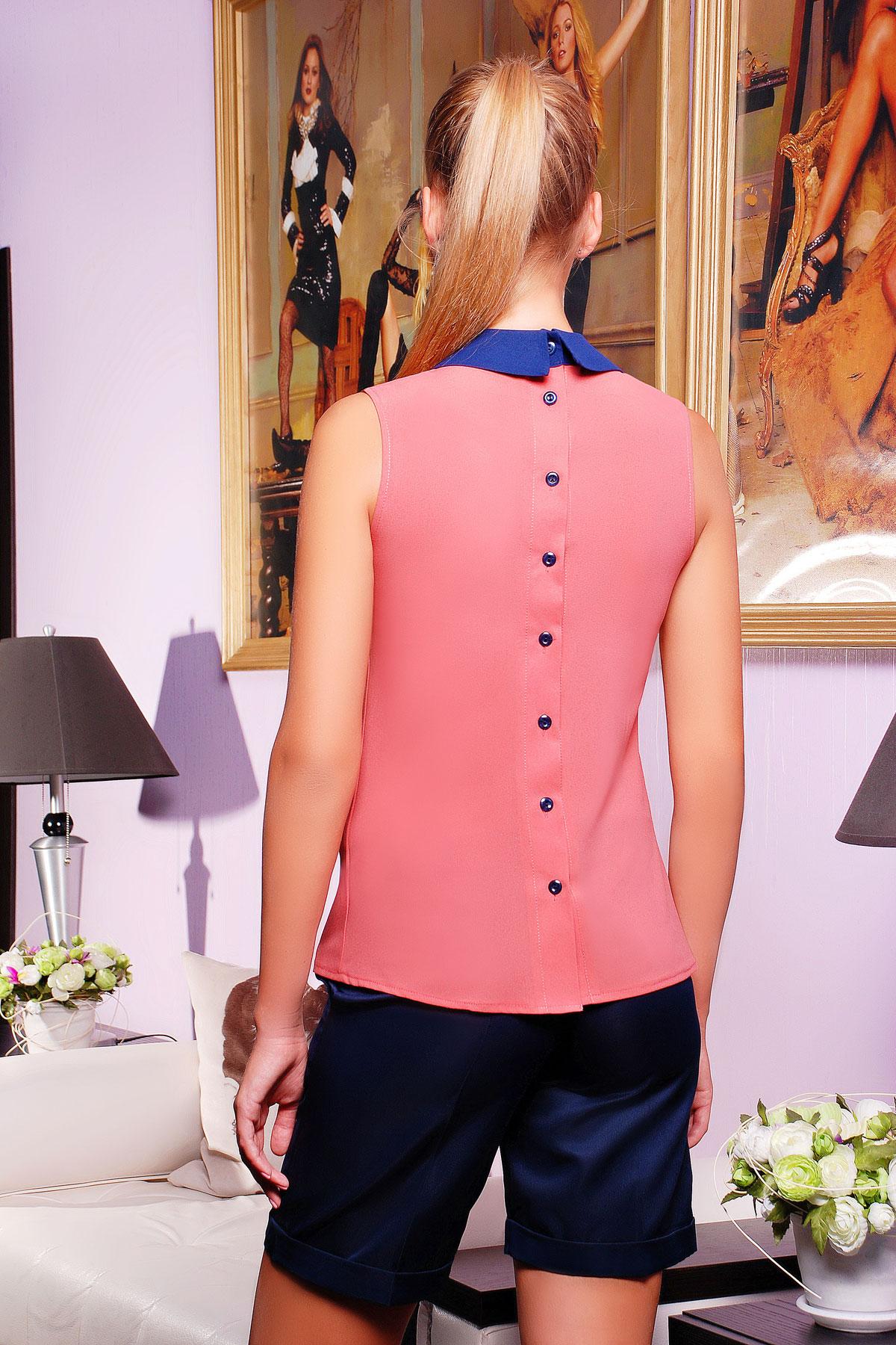 Купить голубую блузку