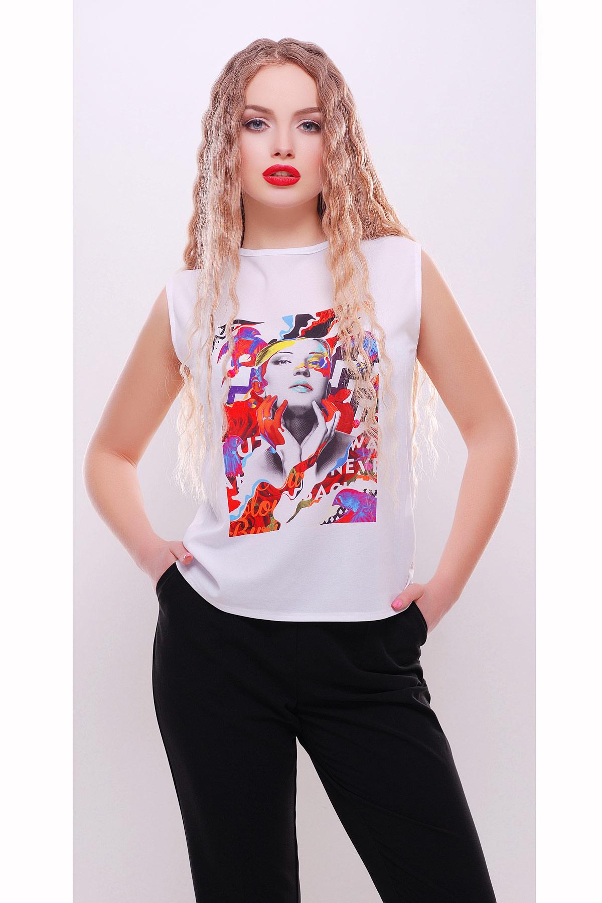 Fashion Artфутболка Киви б/р
