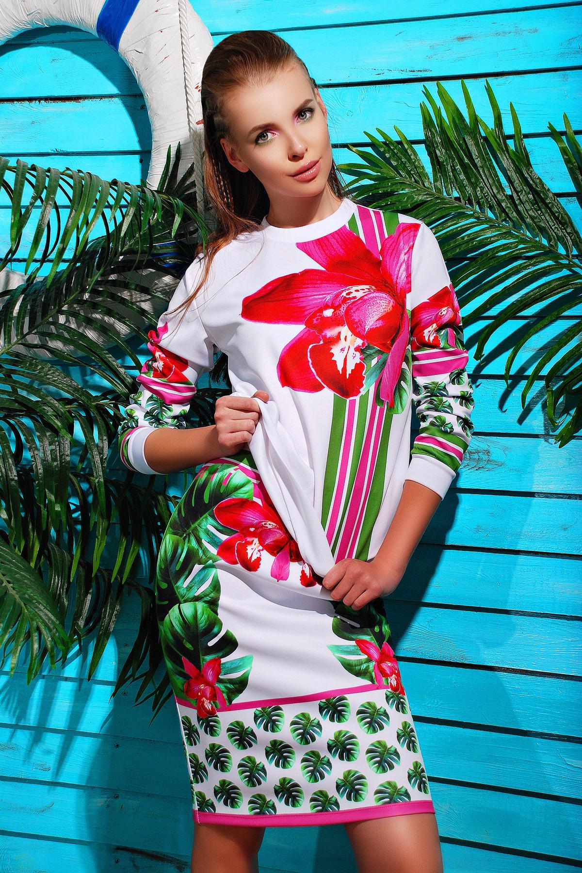 Женская одежда орхидея