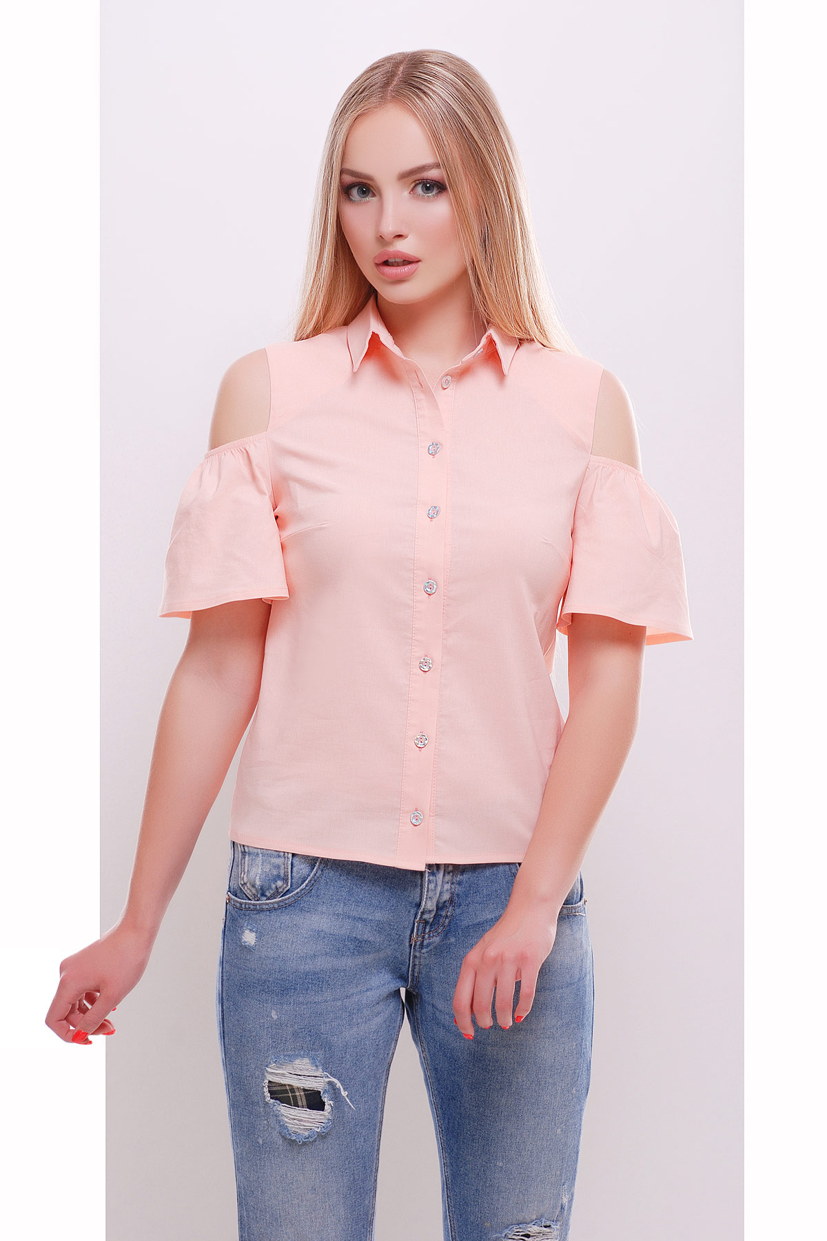 блуза Касана к/р