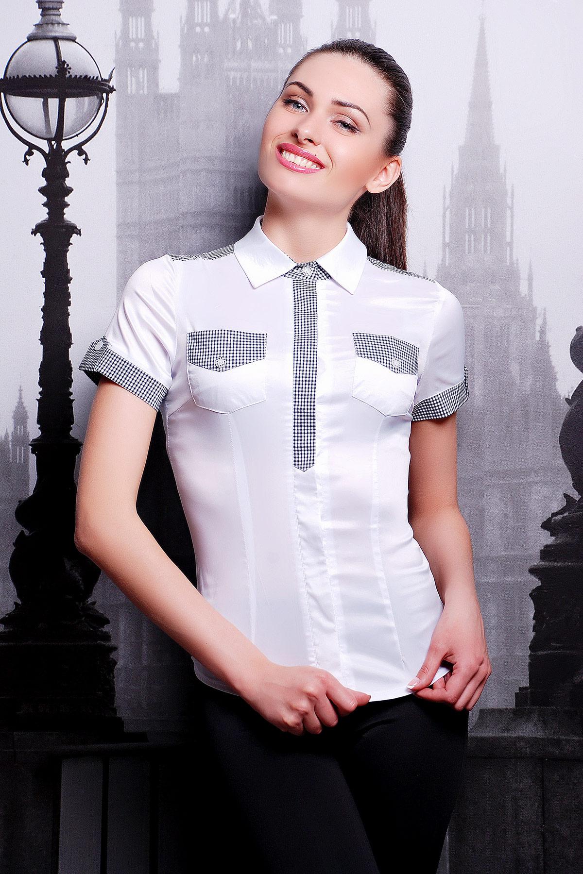 блуза Кортни2 к/р