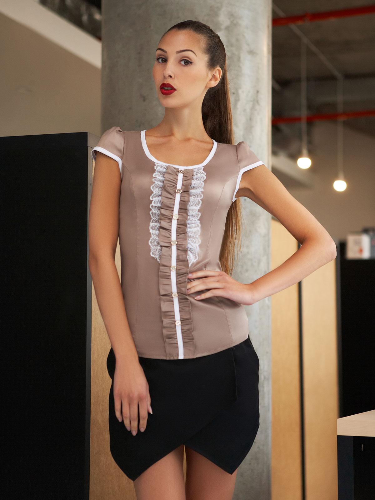 Блузка мятного цвета в Уфе