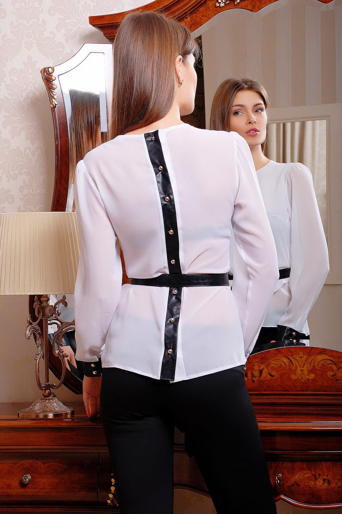 Блузки женские из шифона