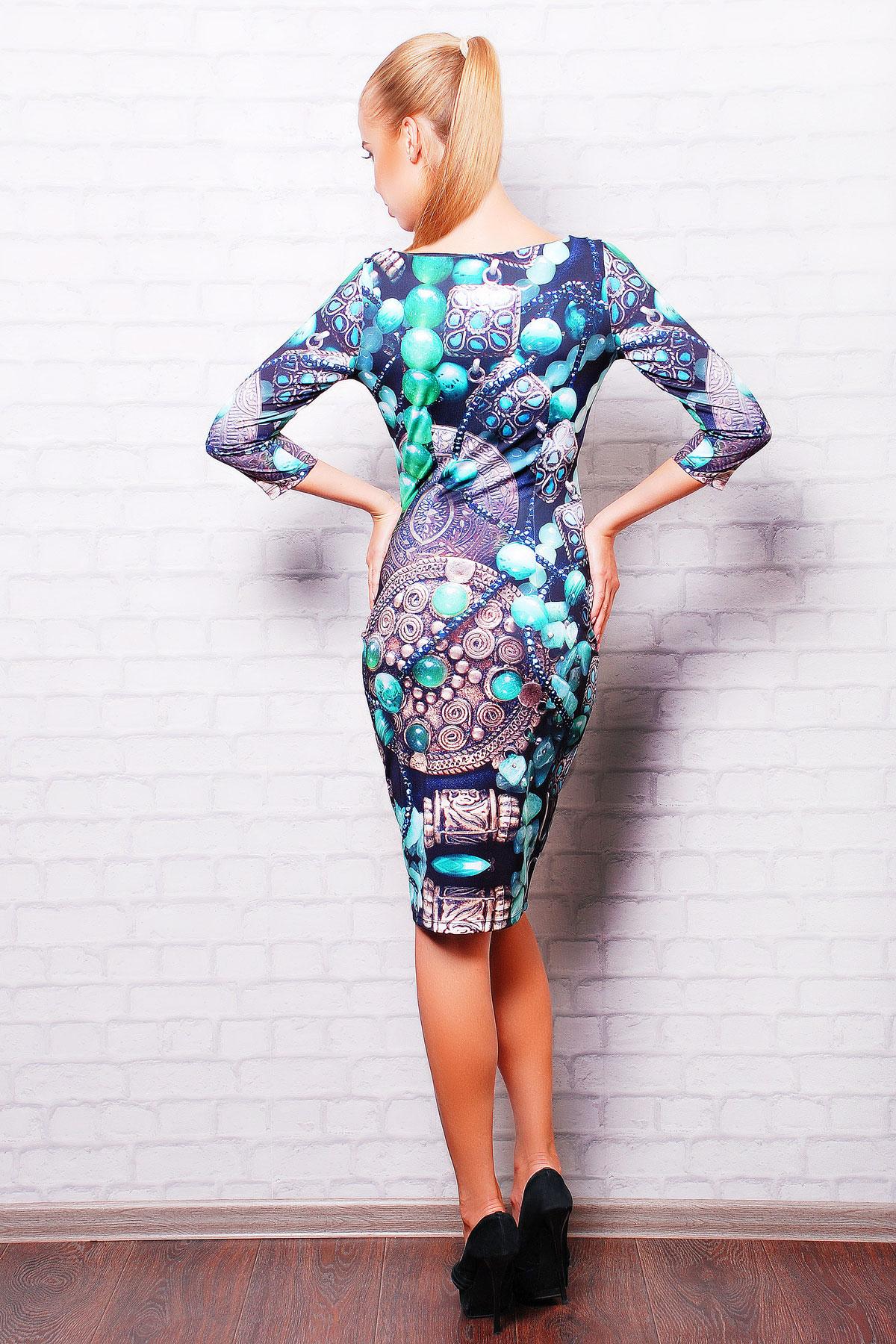 Инди платье Лоя-1 д/р