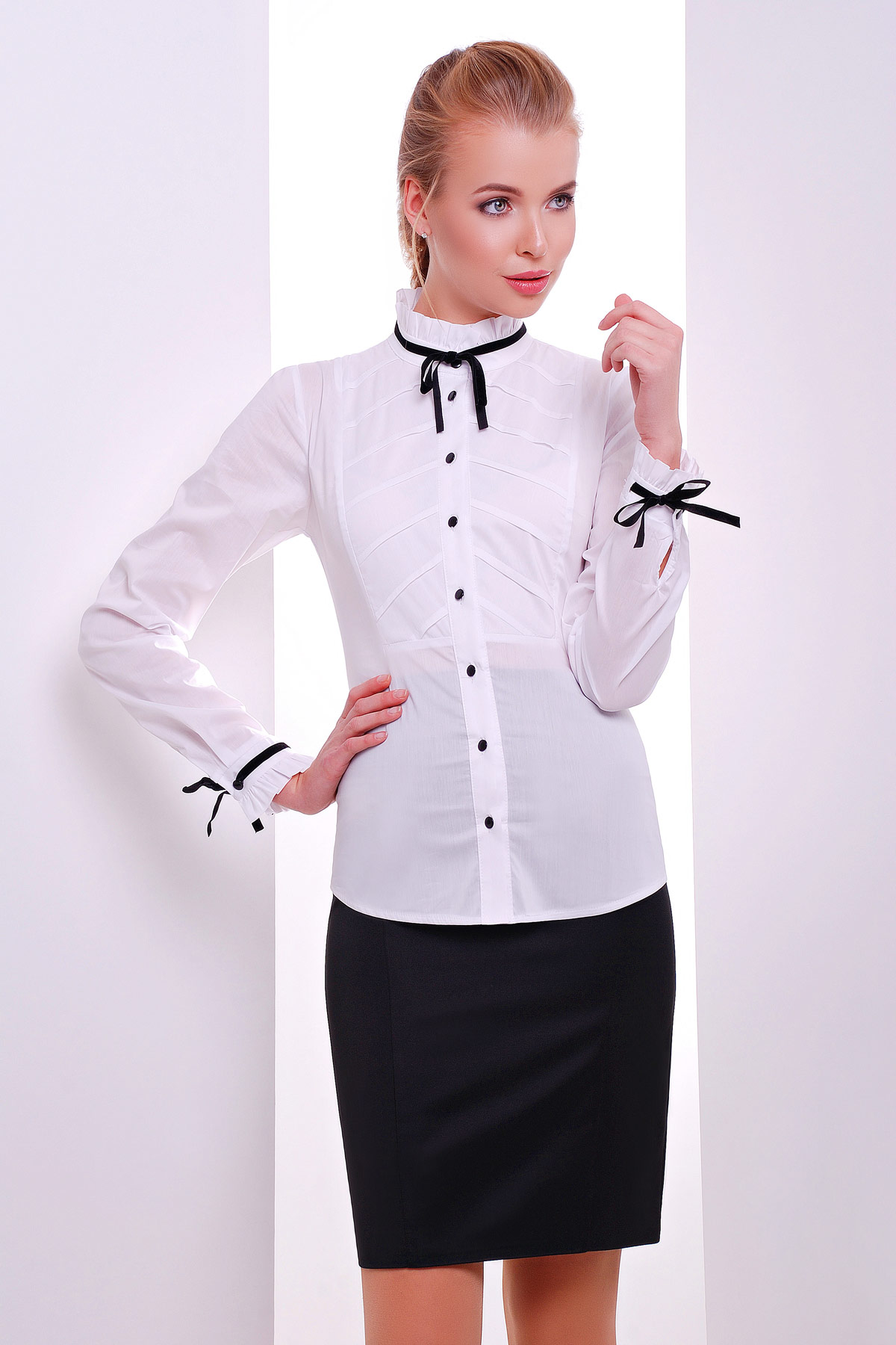 Блузки для старшеклассниц