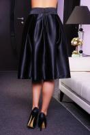 . юбка мод. №10. Цвет: черный