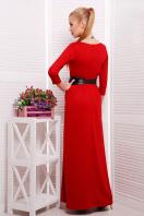 . платье Шарли3 д/р. Цвет: красный