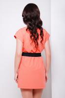 . платье Шани б/р. Цвет: св. персиковый