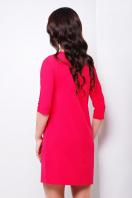 . платье Элика д/р. Цвет: красный