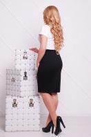 . юбка мод. №20 Б. Цвет: черный