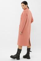 . Платье Айсин д/р. Цвет: пудра