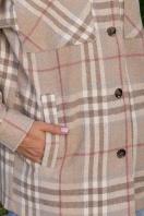 . Рубашка Роуз д/р. Цвет: клетка Барбари