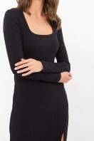 . Платье Некста д/р. Цвет: черный