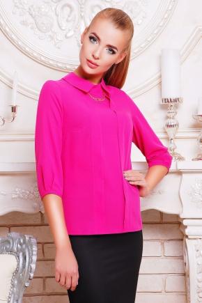блуза Келли д/р. Цвет: малиновый