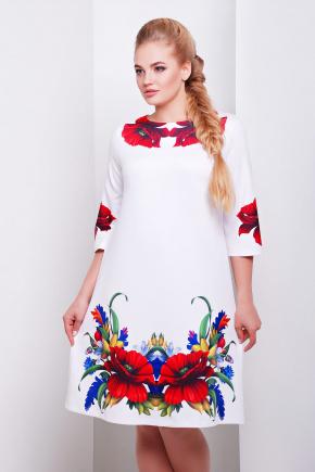 Маки платье Тая-3Б д/р