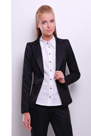 пиджак Лаура д/р. Цвет: черный