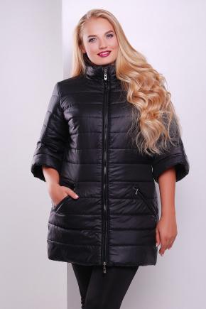 куртка Лисси-Б. Цвет: черный
