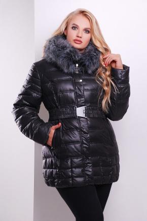 Куртка 6181. Цвет: черный
