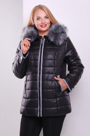 куртка Glem-1. Цвет: черный