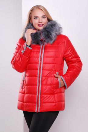куртка Glem-1. Цвет: красный