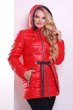 Куртка 14000. Цвет: красный