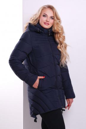 Куртка 15-106. Цвет: темно синий