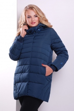 Куртка 210. Цвет: синий