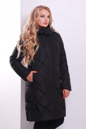 Куртка 16-76. Цвет: черный