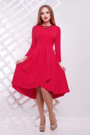 платье Лика д/р. Цвет: коралл
