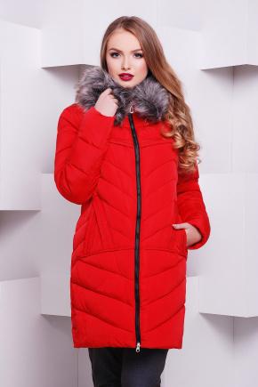 Куртка 8116. Цвет: красный